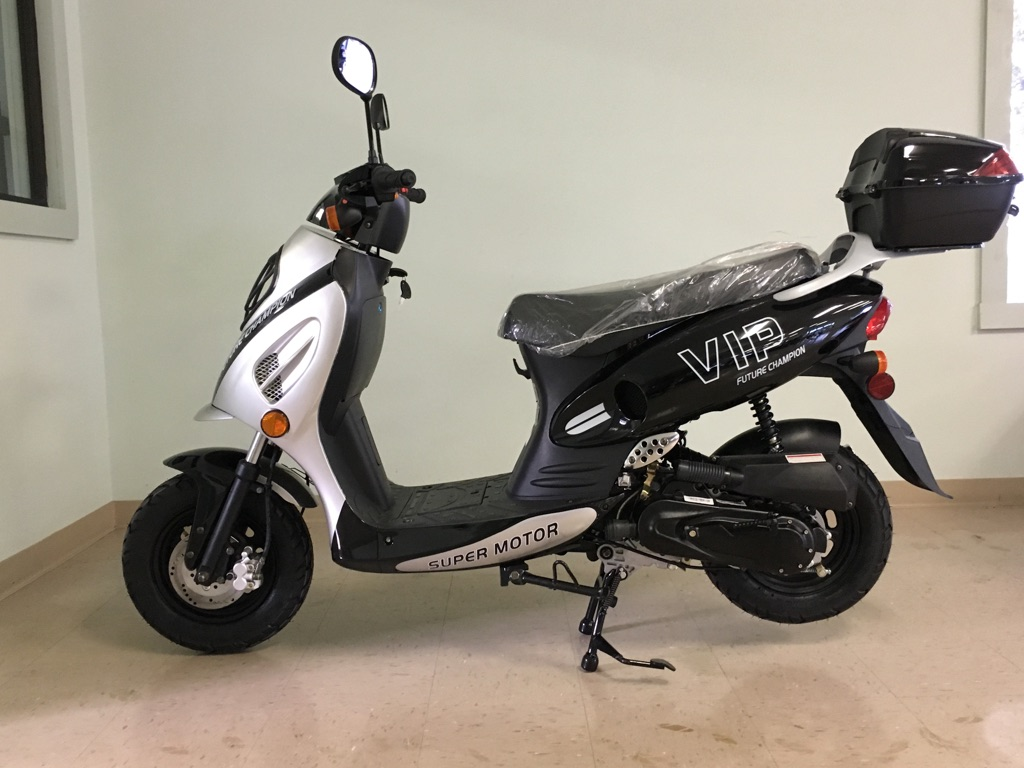 Vip moped / Kissimmee fl shopping